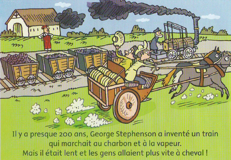 Histoire du train