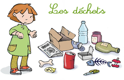Cycle III : comment trier nos déchets ?