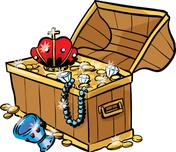 Idée pour la fin de l'année : la malle aux trésors