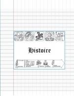 Pages de garde de cahiers