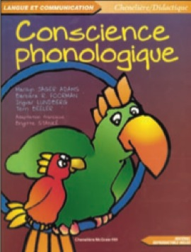 """Conscience phonologique"""