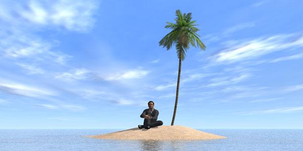 solitude du prof