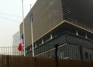 ambassade en berne
