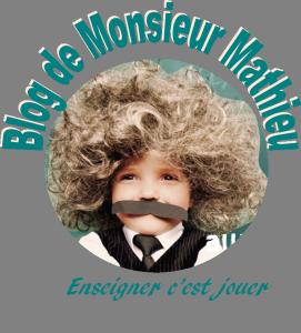 Logo Blog de monsieur Mathieu