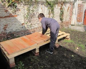 installation plancher