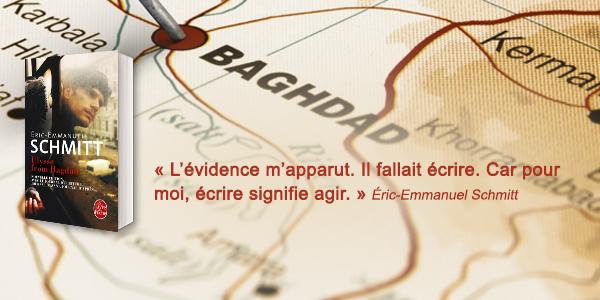 Ulysse From BAGDAD d'Eric Emmanuel Schmitt