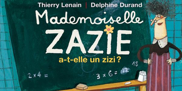 mademoisellezazie